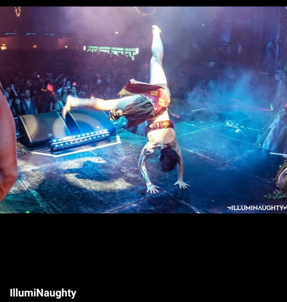 Capoeira club london presentation